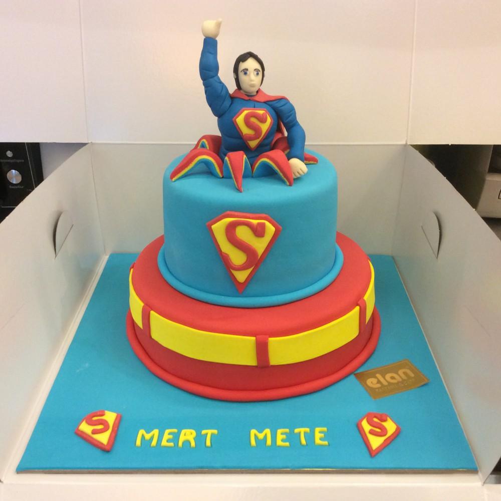 Superman - Elan Pastanesi
