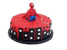 Örümcek adam - Elan Pastanesi