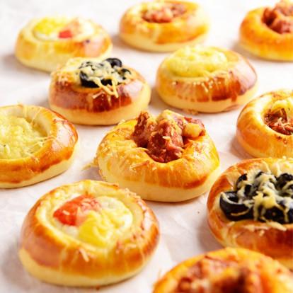 Küçük Pizza - Elan Pastanesi