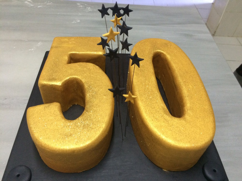50 yaş pasta  - Elan Pastanesi