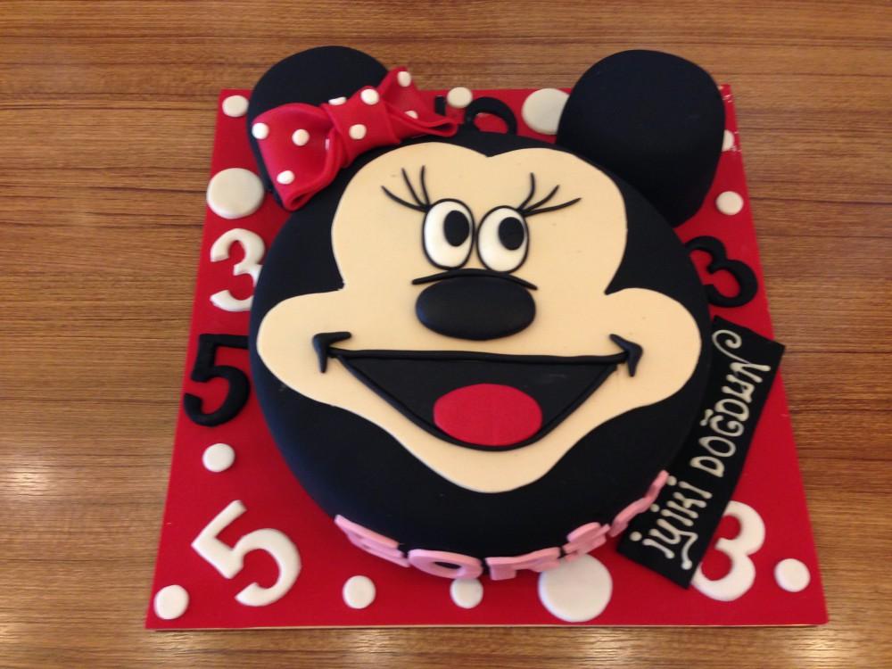 Minnie  Mouse 1 - Elan Pastanesi