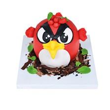 Angry bird - Elan Pastanesi