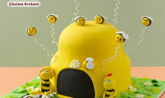 Arı maya - Elan Pastanesi