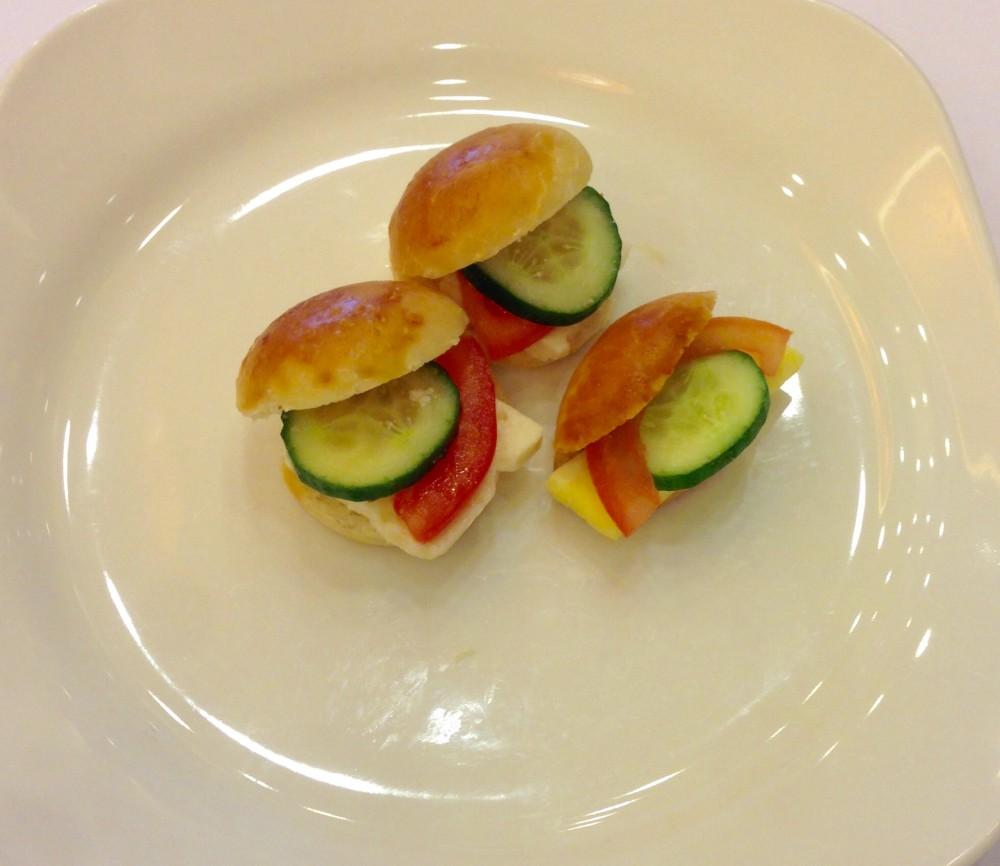 Minik Sandviç - Elan Pastanesi