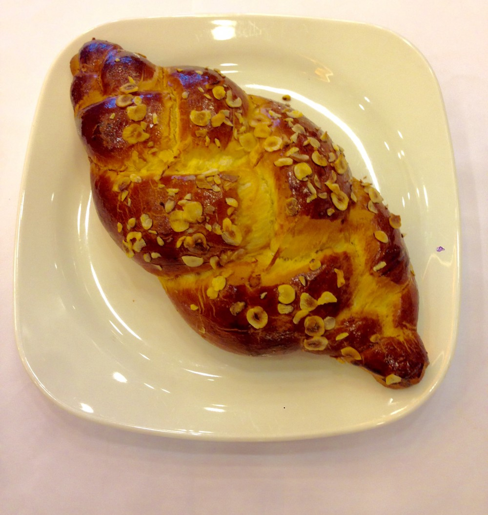Paskalya çöreği  - Elan Pastanesi