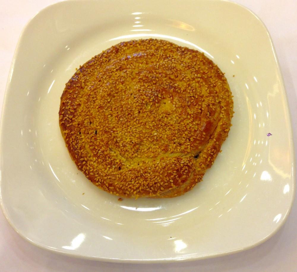 Tahinli çörek - Elan Pastanesi