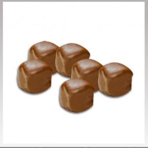 Çikolatalı fıstıklı lokum