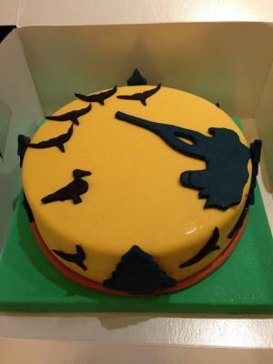Avcı pasta